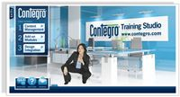 Contegro's website design new business leads